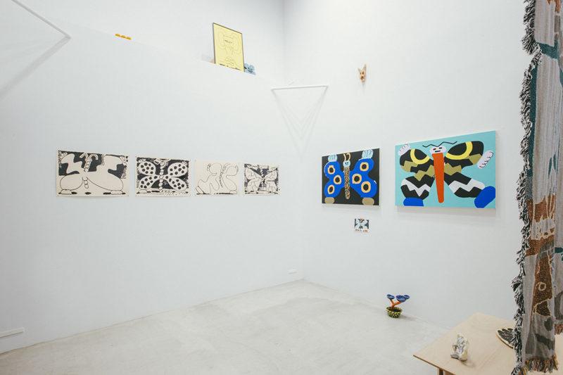 quentin chambry ccp exhibition domicile tokyo art show